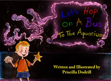 Lets Hope On A Bus to The Aquarium Cover copy