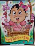happy valentines day sample